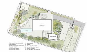 residential site concept plan