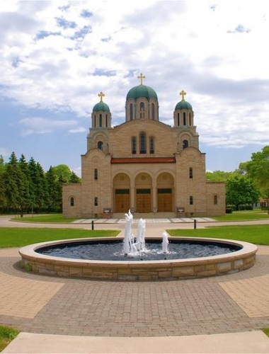 St Sava Church, WI